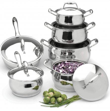 Какую предпочесть посуду для жилья?