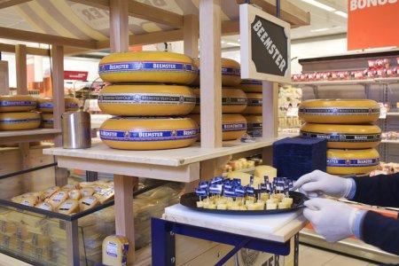 Сырный фургончик-магазин De Beemster  новое веяние современного дизайна магазинах и кафе