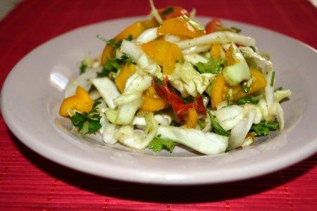 Микс - салат из овощей