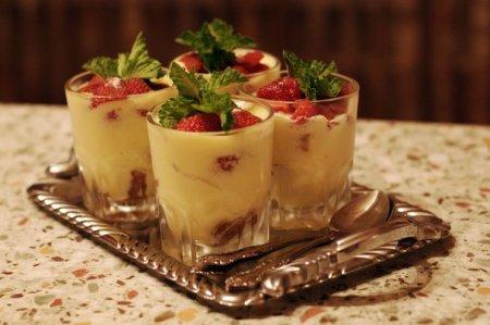 Ласковый летний десерт