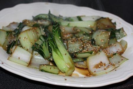 Пак-чой - китайская капуста