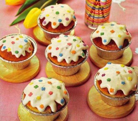 Пасхальные ребяческие сладости
